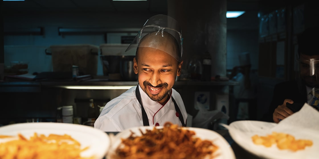 Chef Bobby Geetha launches new cook book